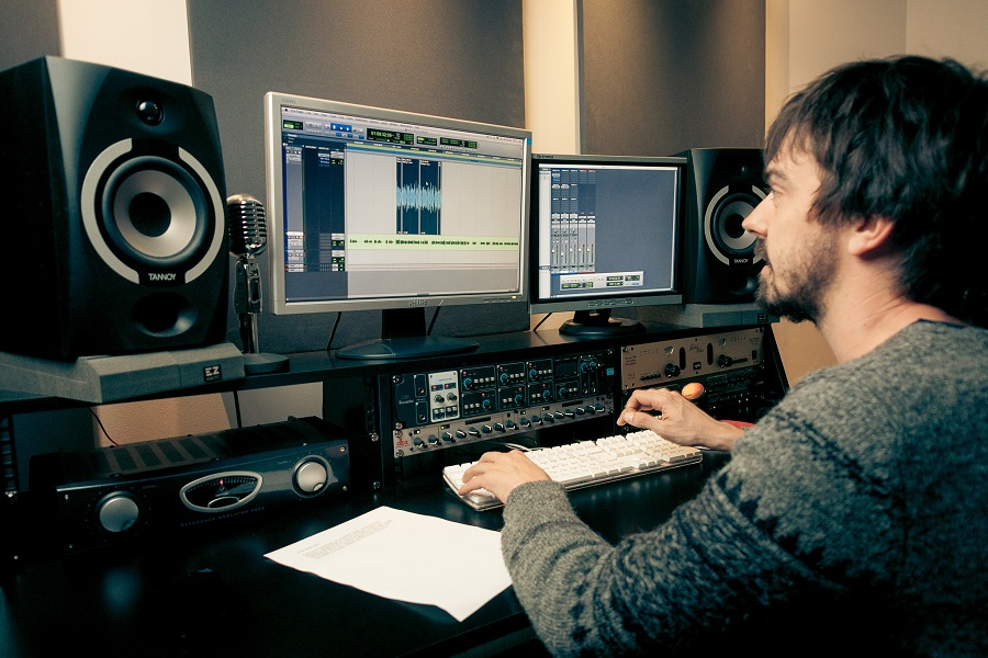 asesoramiento tecnico locutores asturias - home studio