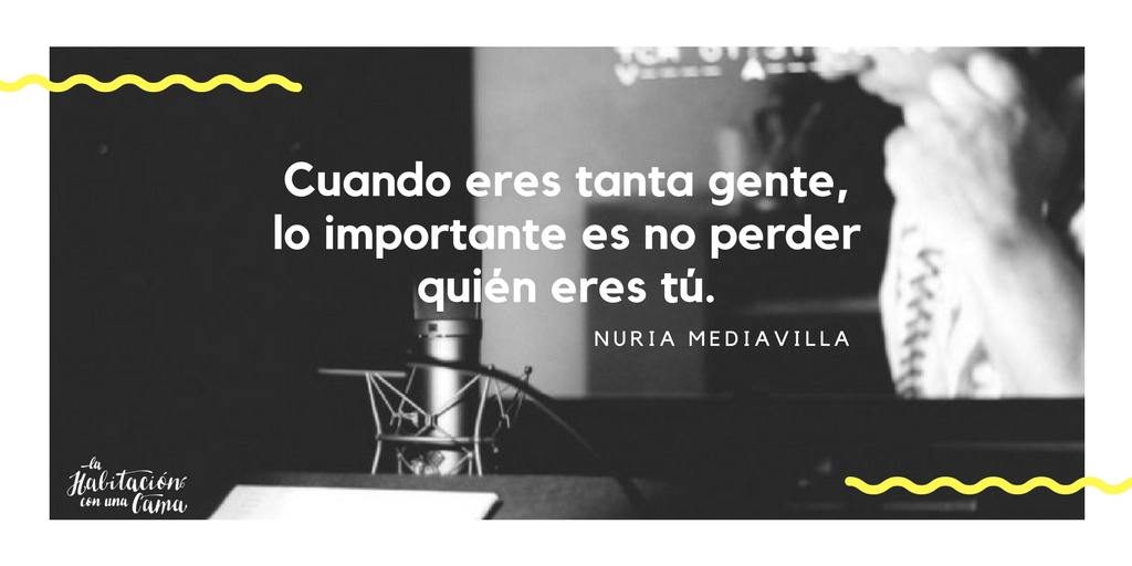 Nuria Mediavilla